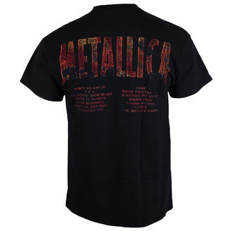 metál póló férfi Metallica - M Load -, Metallica