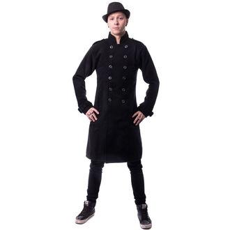 VIXXSIN férfi kabát - Jaxon - Fekete, VIXXSIN