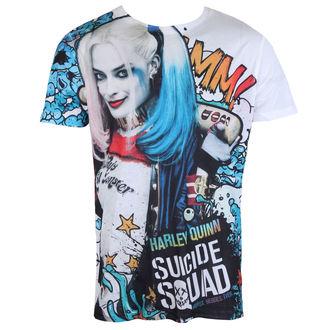 filmes póló férfi Suicide Squad - Graffiti - LIVE NATION, LIVE NATION