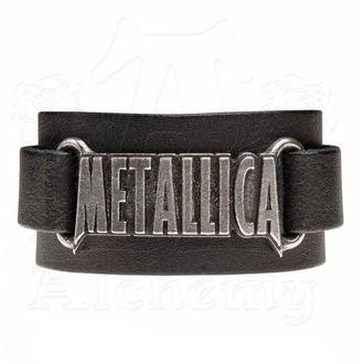 Metallica karkötő - ALCHEMY GOTHIC - logo, ALCHEMY GOTHIC, Metallica
