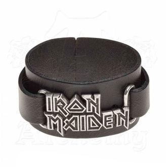 Iron Maiden karkötő - ALCHEMY GOTHIC - logo - HRWL447