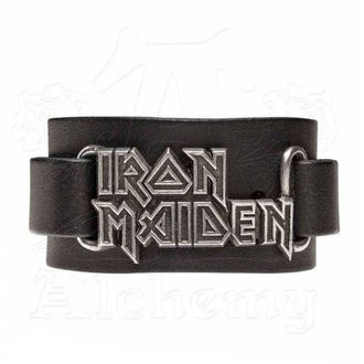 Iron Maiden karkötő - ALCHEMY GOTHIC - logo, ALCHEMY GOTHIC, Iron Maiden