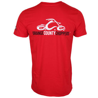 póló férfi - Logo - ORANGE COUNTY CHOPPERS, ORANGE COUNTY CHOPPERS