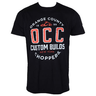 póló férfi - Rebel - ORANGE COUNTY CHOPPERS, ORANGE COUNTY CHOPPERS