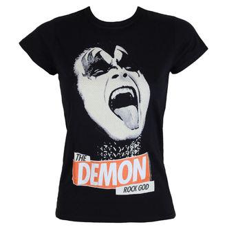 metál póló női Kiss - Rock God - LOW FREQUENCY, LOW FREQUENCY, Kiss