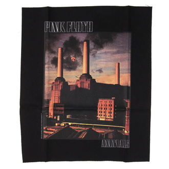 felvarró Pink Floyd - Animals Patch - LOW FREQUENCY, LOW FREQUENCY, Pink Floyd