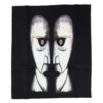 Pink Floyd felvarró - Metal Heads Of Division Bell - LOW FREQUENCY, LOW FREQUENCY, Pink Floyd