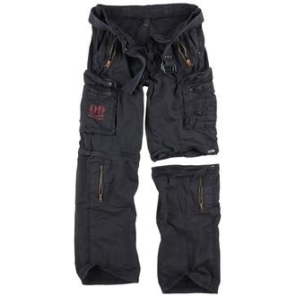 SURPLUS férfi nadrág - ROYAL OUTBACK - FEKETE, SURPLUS