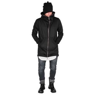 kapucnis pulóver női unisex - Black - AMENOMEN, AMENOMEN