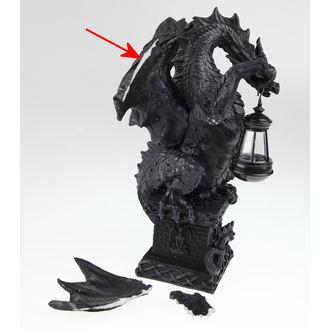 Fekete Sárkány dekoráció , Nemesis now