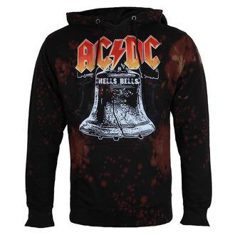 kapucnis pulóver férfi AC-DC - HELLS BELLS - BAILEY, BAILEY, AC-DC