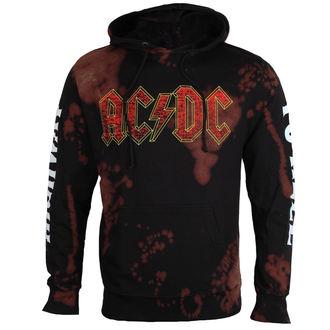 kapucnis pulóver férfi AC-DC - HIGHWAY TO HELL - BAILEY, BAILEY, AC-DC