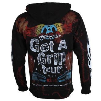 kapucnis pulóver férfi Aerosmith - GET A GRIP TOUR - BAILEY, BAILEY, Aerosmith