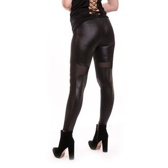 Női nadrág (leggings) CUPCAKE CULT - HNET - FEKETE, CUPCAKE CULT
