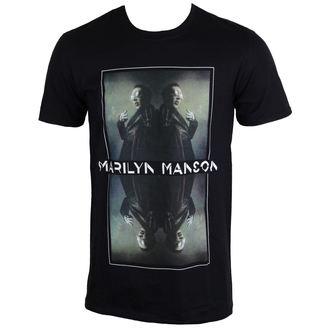 metál póló férfi Marilyn Manson - Mirrored - ROCK OFF, ROCK OFF, Marilyn Manson