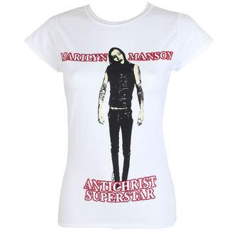 metál póló női Marilyn Manson - Antichrist - ROCK OFF, ROCK OFF, Marilyn Manson