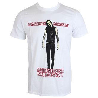 metál póló férfi Marilyn Manson - Antichrist - ROCK OFF, ROCK OFF, Marilyn Manson