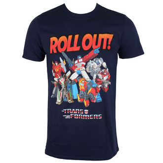filmes póló férfi Transformers - Roll Out - ROCK OFF, ROCK OFF