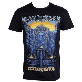metál póló férfi Iron Maiden - Dark Ink Powerslaves - ROCK OFF - IMTEE60MB