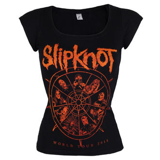 metál póló női Slipknot - The wheel - ROCK OFF