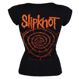 metál póló női Slipknot - The wheel - ROCK OFF, ROCK OFF, Slipknot