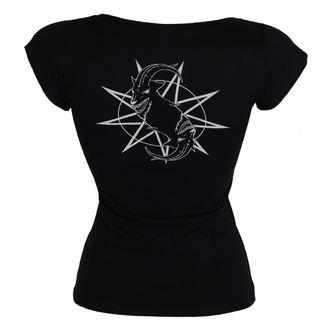 metál póló női Slipknot - Goat Star Logo - ROCK OFF, ROCK OFF, Slipknot