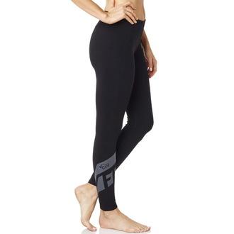 FOX női nadrág (leggings) - Seca - Fekete
