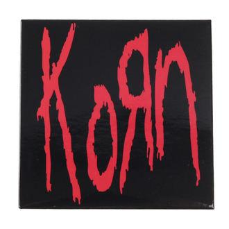 Korn mágnes - Logo - ROCK OFF, ROCK OFF, Korn