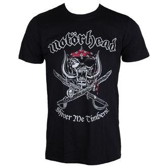 metál póló férfi Motörhead - Shiver Me Timbers - ROCK OFF, ROCK OFF, Motörhead