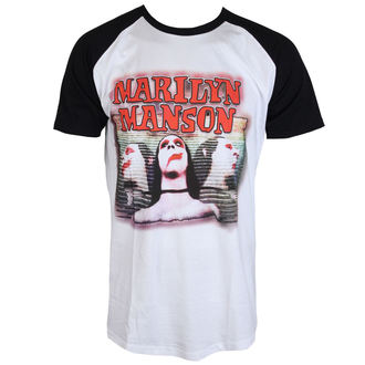 metál póló férfi Marilyn Manson - Sweet Dreams - ROCK OFF, ROCK OFF, Marilyn Manson