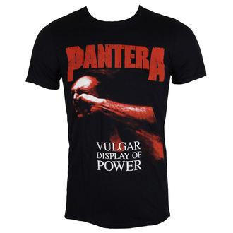 metál póló férfi Pantera - Red Vulgar - ROCK OFF, ROCK OFF, Pantera