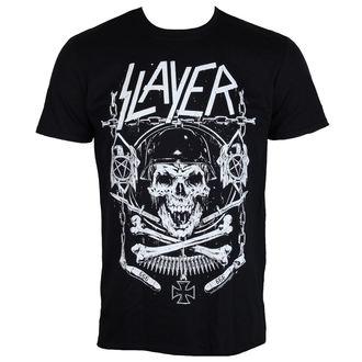 metál póló férfi Slayer - Skull & Bones - ROCK OFF, ROCK OFF, Slayer
