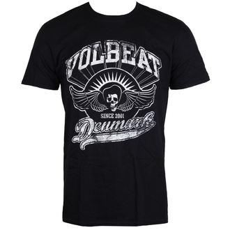 metál póló férfi Volbeat - Rise From Denmark - ROCK OFF, ROCK OFF, Volbeat