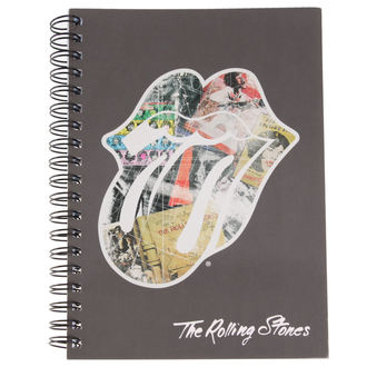 jegyzettömb B5 Rolling Stones, Rolling Stones