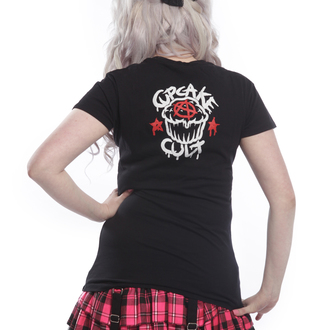 póló női - TRIGGER Black - CUPCAKE CULT, CUPCAKE CULT