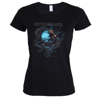 metál póló női Meshuggah - Head GIRLIE - NUCLEAR BLAST, NUCLEAR BLAST, Meshuggah