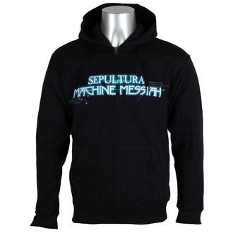 kapucnis pulóver férfi Sepultura - Machine messiah - NUCLEAR BLAST, NUCLEAR BLAST, Sepultura