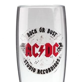 AC/DC pohár - Rock or Bust - F.B.I., F.B.I., AC-DC