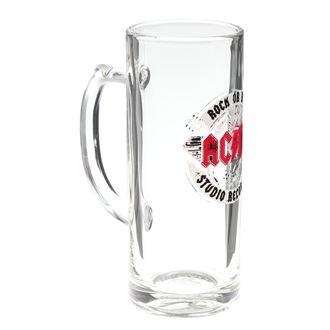 AC/DC sörös üveg - Rock or Bust - F.B.I., F.B.I., AC-DC