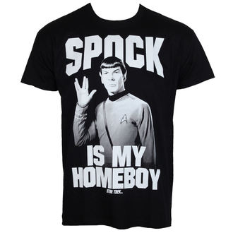 filmes póló férfi Star Trek - Spock Is My Homeboy - HYBRIS, HYBRIS