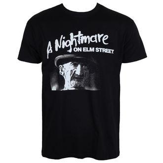 filmes póló férfi Noční můra z Elm Street - Black - HYBRIS
