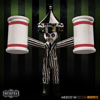 Beetlejuice figura - Living Dead Dolls Doll - Showtime, LIVING DEAD DOLLS