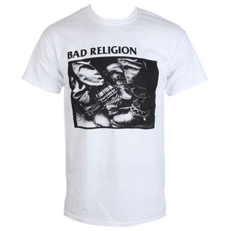 metál póló férfi Bad Religion - 80-85 - KINGS ROAD, KINGS ROAD, Bad Religion