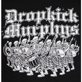 metál póló férfi Dropkick Murphys - Marching - KINGS ROAD, KINGS ROAD, Dropkick Murphys