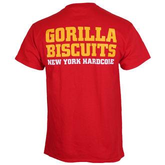 metál póló férfi Gorilla Biscuits - Hold Your Ground - KINGS ROAD, KINGS ROAD, Gorilla Biscuits