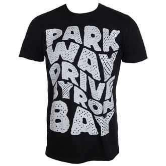 metál póló férfi Parkway Drive - Warped - KINGS ROAD, KINGS ROAD, Parkway Drive