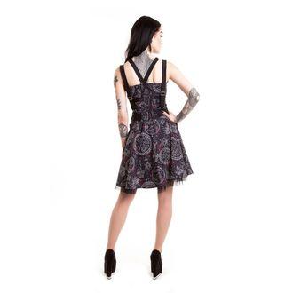 HEARTLESS női ruha - MYSTIC GALAXY - FEKETE, HEARTLESS