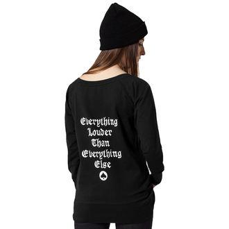 pulóver (kapucni nélkül) női Motörhead - Everything Louder - NNM, NNM, Motörhead