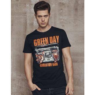 metál póló férfi Green Day - Radio - NNM, NNM, Green Day
