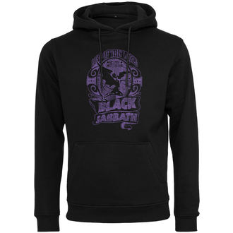kapucnis pulóver férfi Black Sabbath - LOTW -, Black Sabbath